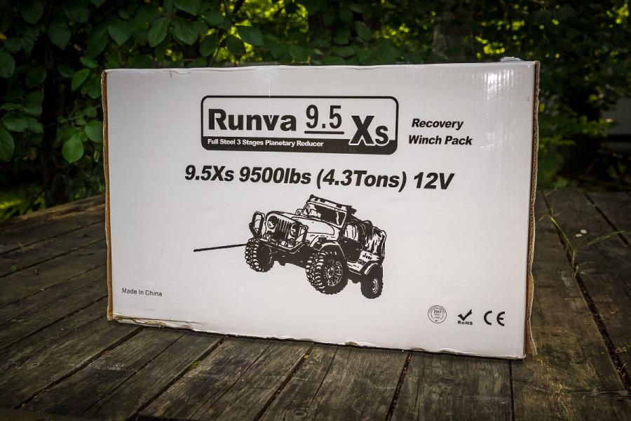 Runva 9.5Xs