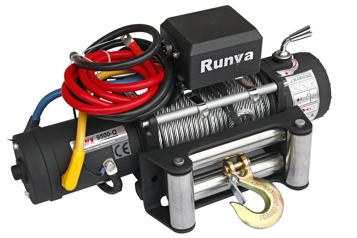 Runva 9500-Q EVO